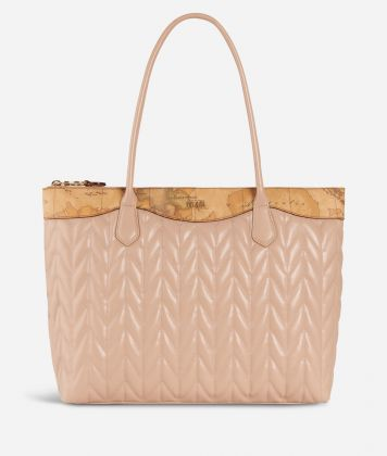 Moonlight Shopping bag Nude
