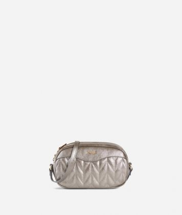 Moonlight Crossbody Bag Steel