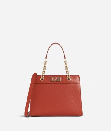 Starlight Line Small Handbag Maple