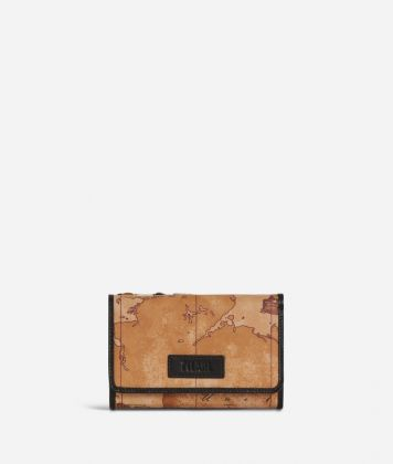 Soft Wood Bifolder Wallet Black