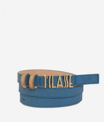 Winter Smile Belt Blue