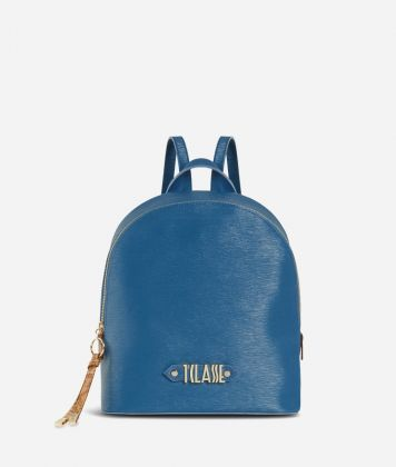 Winter Smile Backpack Blue