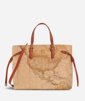 Soft Wood Medium Handbag Maple