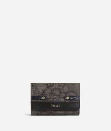 Fantasy Dark Bifolder Wallet Black