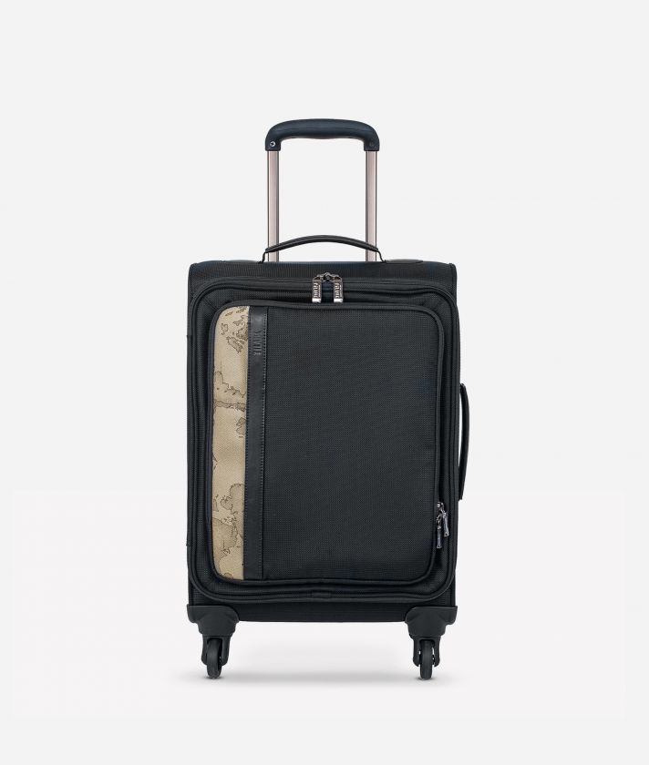 Work Way Small nylon suitcase