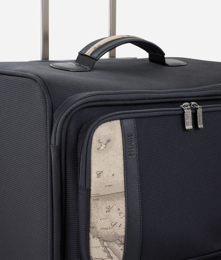 Work Way Large nylon suitcase