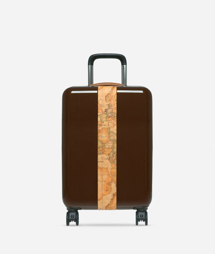 Solid Case Small suitcase in Geo Classic