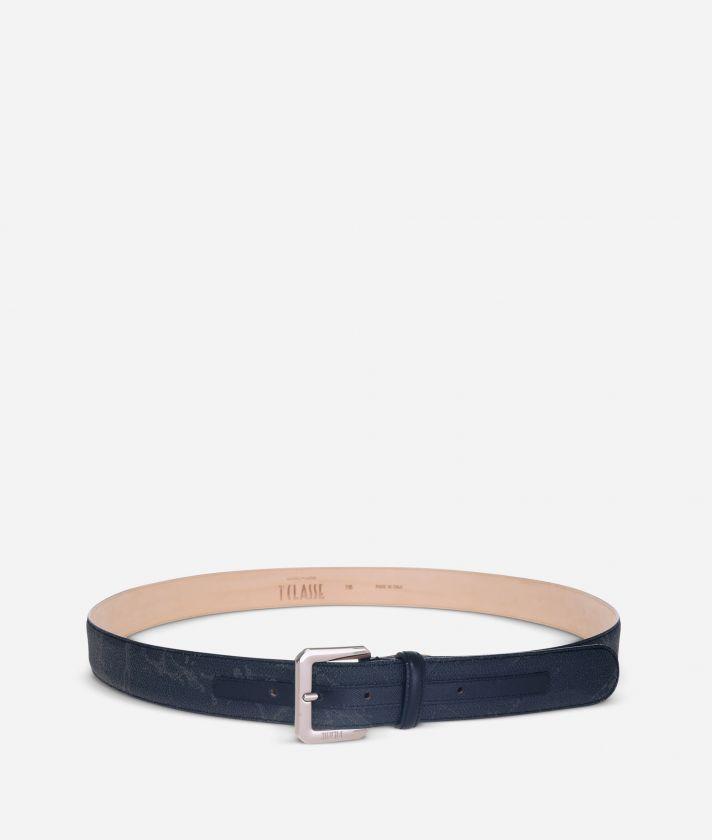 Geo Black Cintura con fibbia metallica