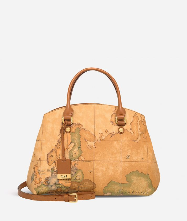 Geo Classic Medium bag with strap