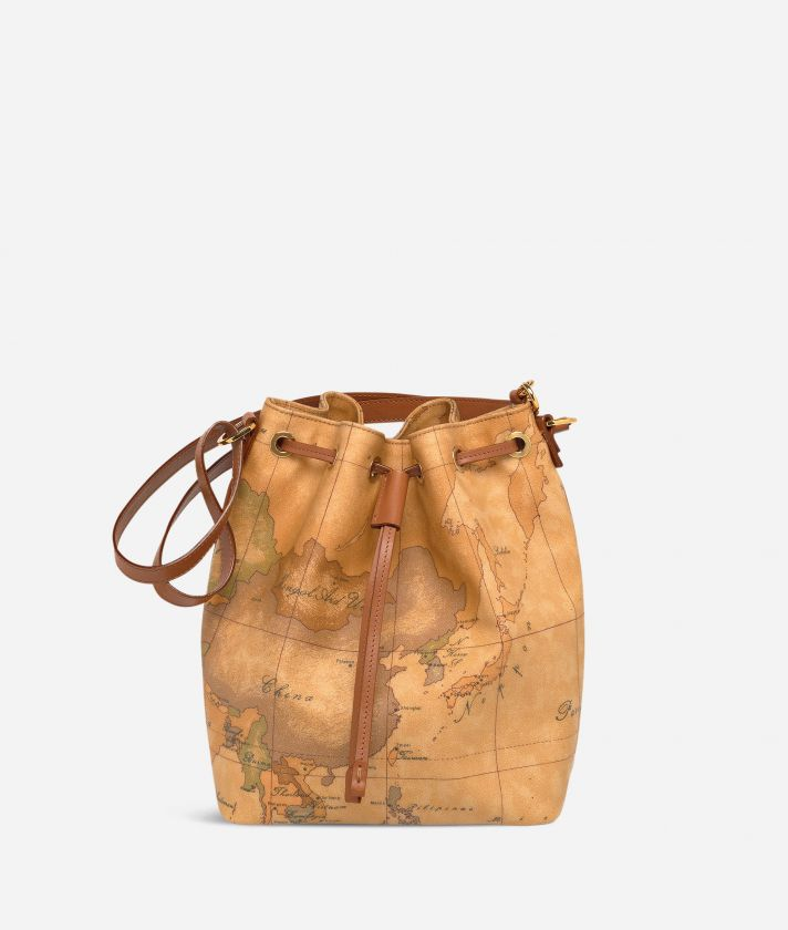 Geo Classic Medium bucket bag