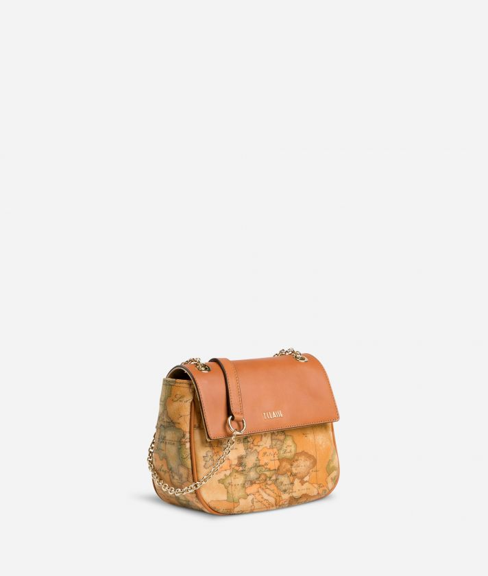 Geo Classic Small bag with lettering
