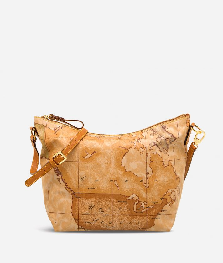 Geo Soft Medium crossbody bag