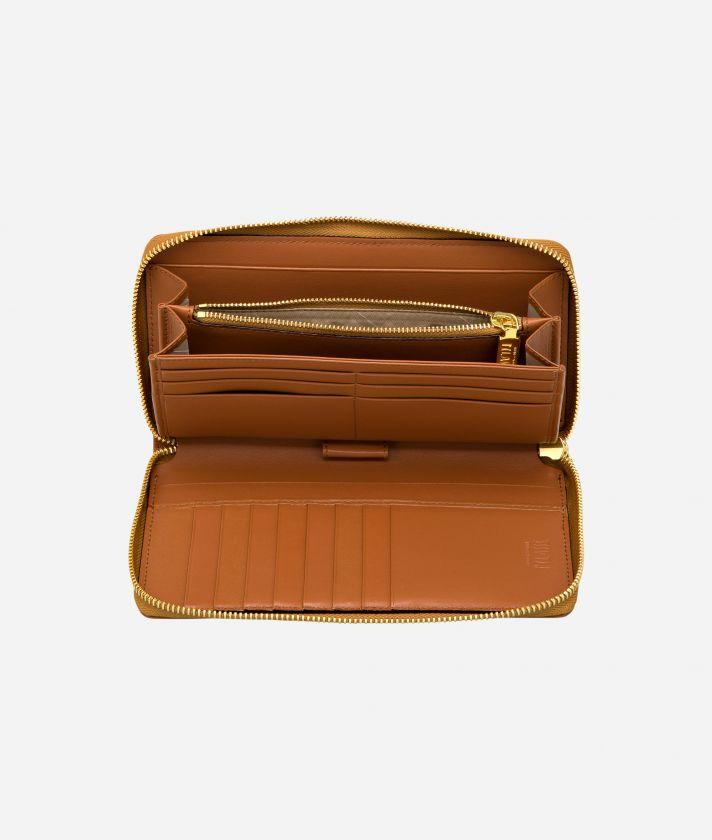 Geo Classic Zipped wallet
