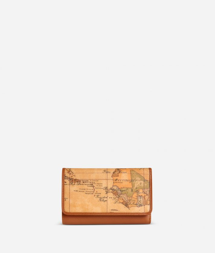 Geo Classic Small wallet with pocket