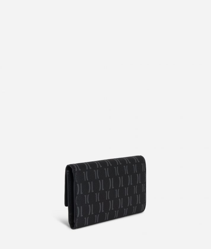 Monogram Small Wallet Black