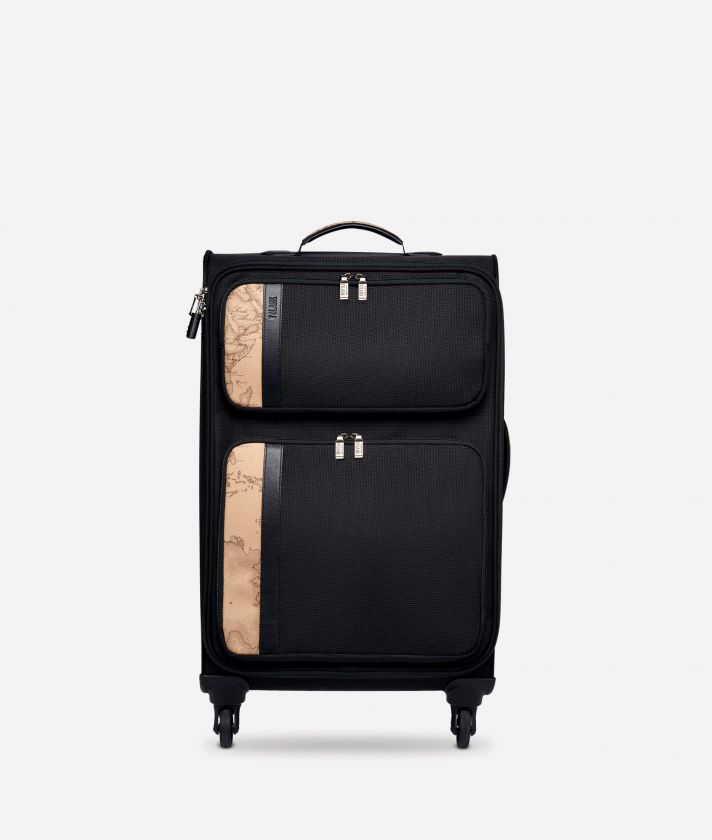 Work Way  Medium nylon suitcase