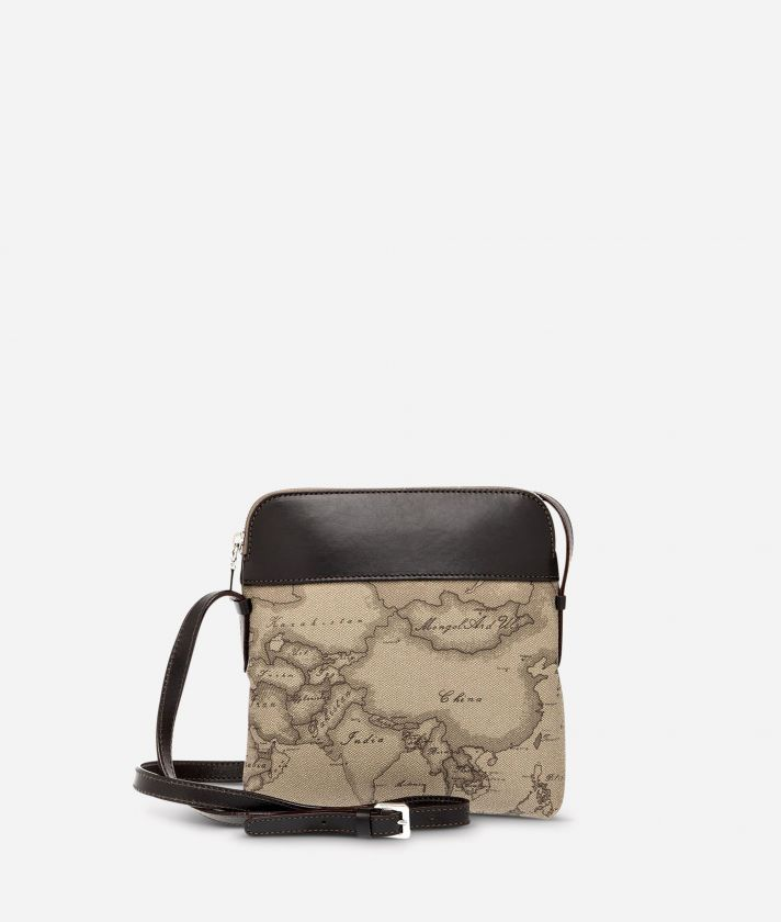 Geo Tortora Small crossbody bag