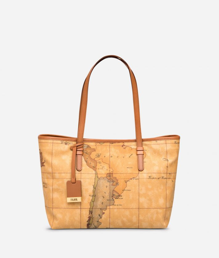 Geo Classic Large shopping bag