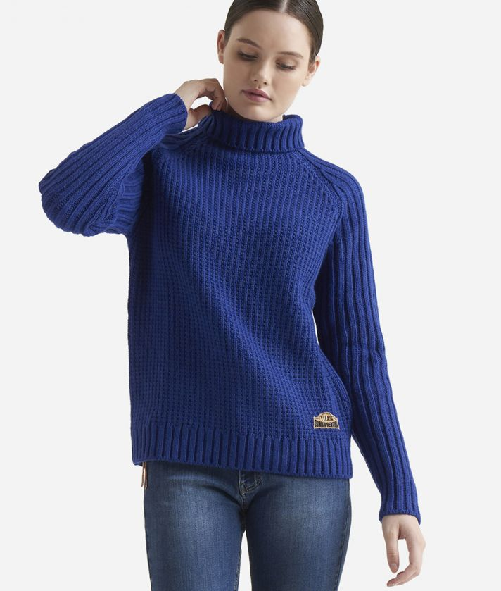 Crewneck sweater Blue