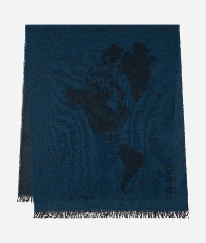 Geo Pieno stole85 x 200 Blue