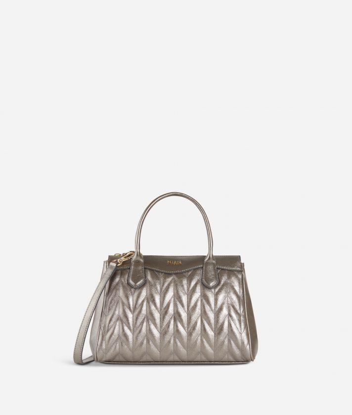 Moonlight Small Handbag Steel