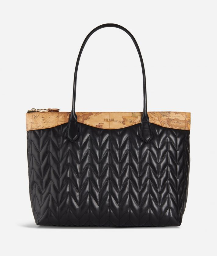 Moonlight Shopping bag Nera