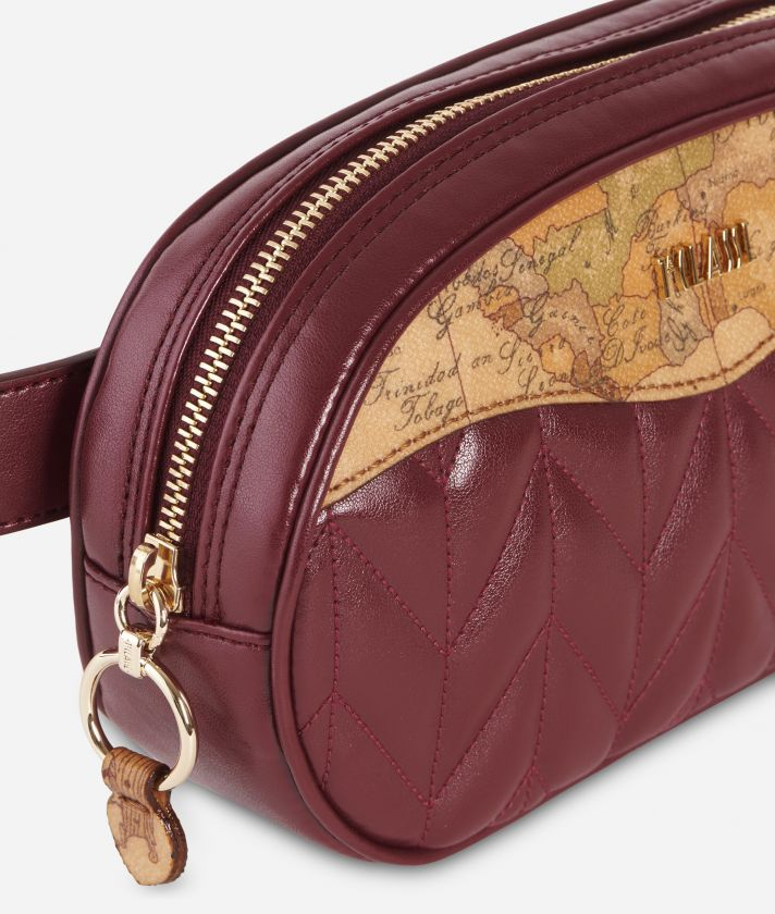 Moonlight Belt bag Bordeaux