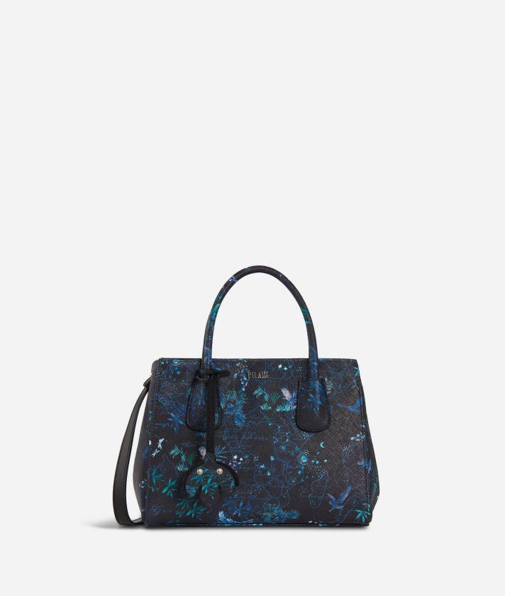 Magic Forest Small Handbag Blueberry