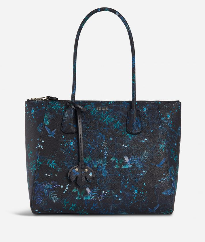 Magic Forest Shopping bag Blueberry