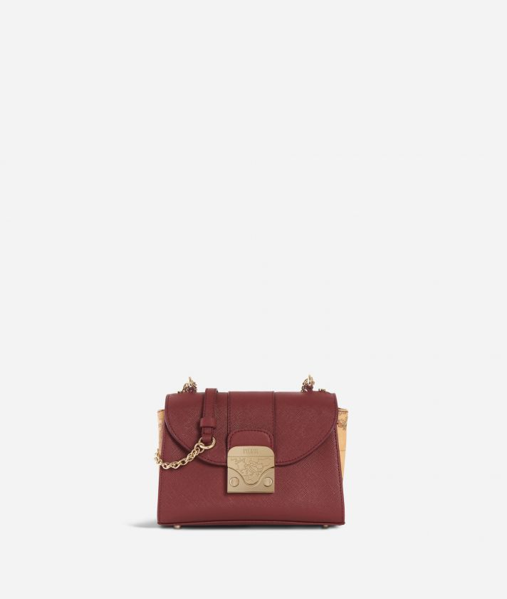 Dream Bag Small Crossbody Bag Cabernet