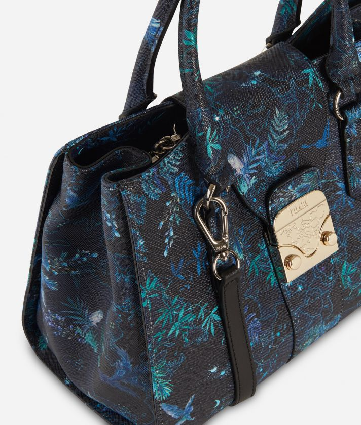 Daydream Bag Borsa a mano stampa Magic Forest
