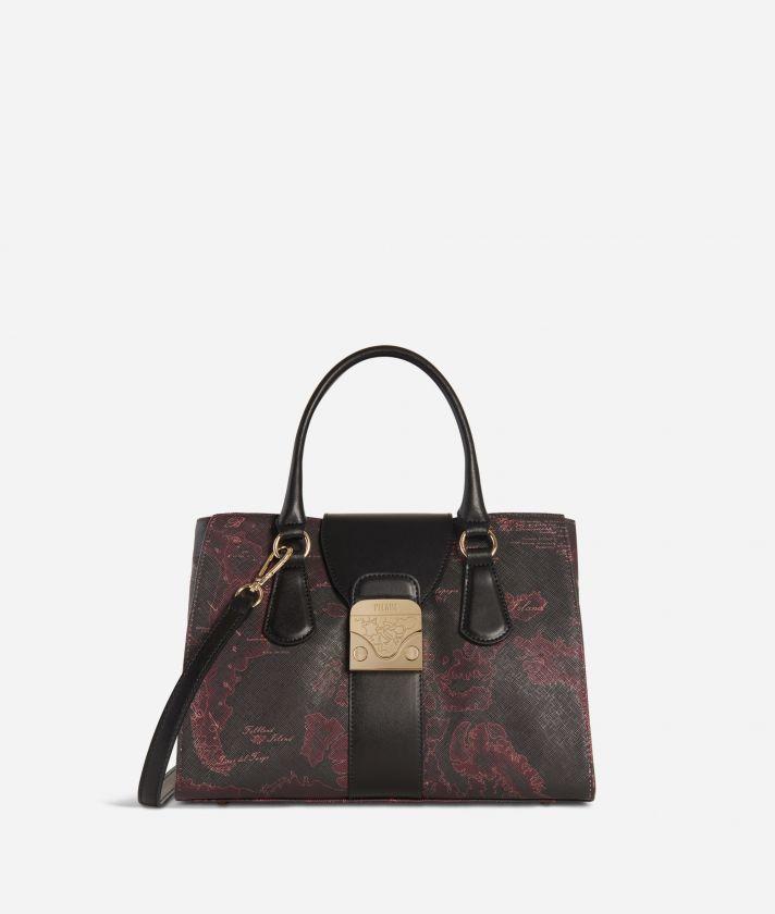 Daydream Bag Geo Bordeaux Handbag Cabernet