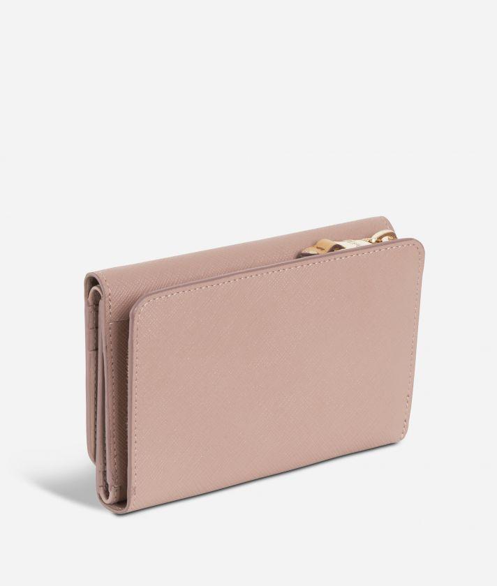 Sky City Medium Wallet Boreal Pink