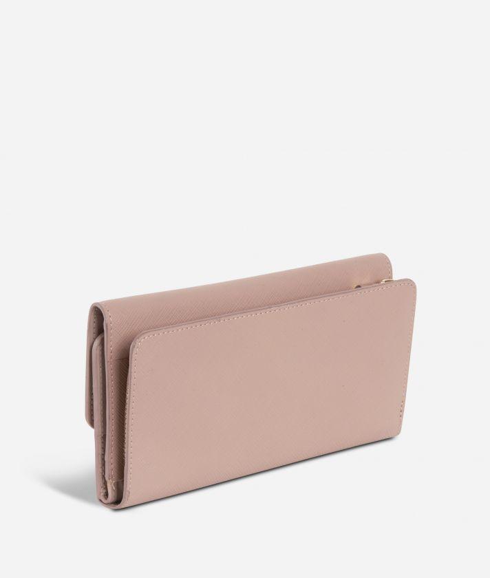 Sky City Big Wallet Boreal Pink