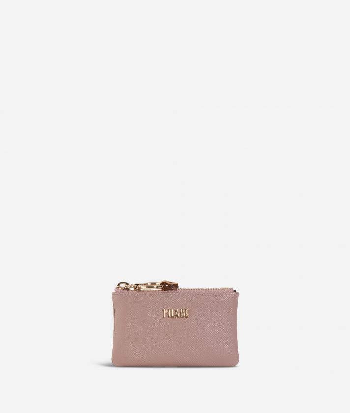 Sky City Key holder pouch Boreal Pink