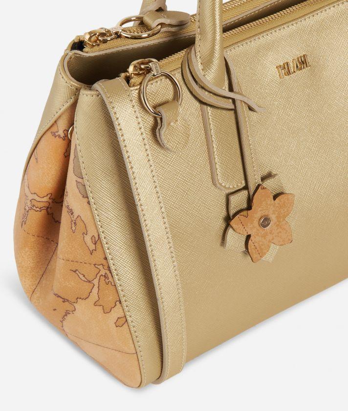 Star City Handbag Gold