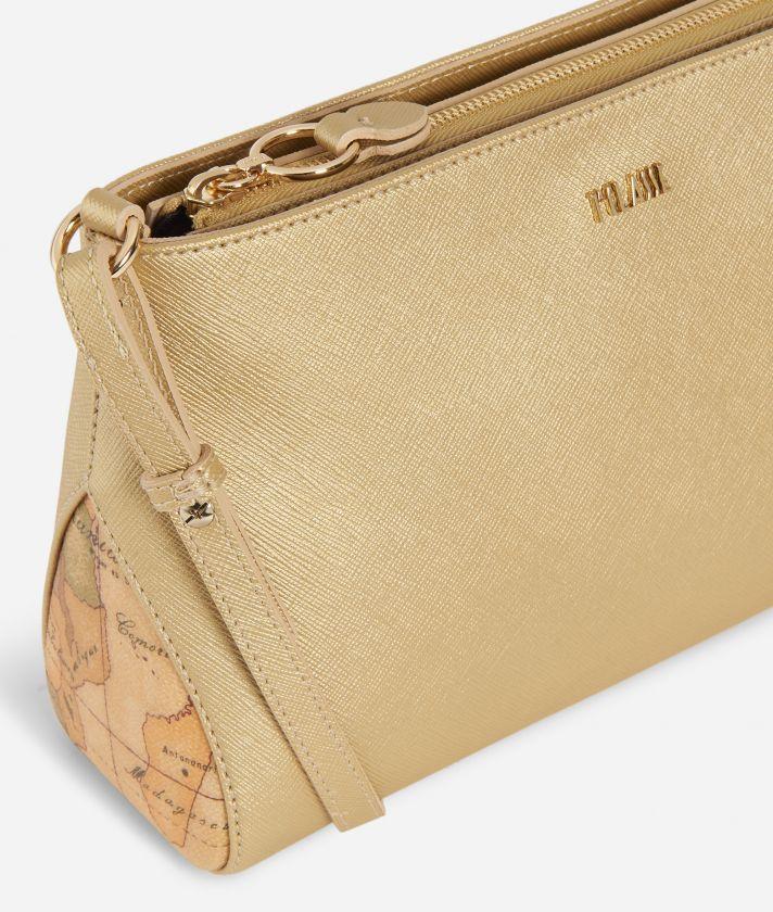 Star City Crossbody bag Gold