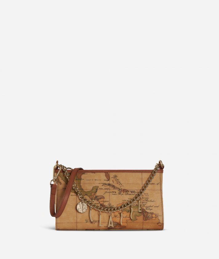 Jewel Bag Crossobody bag with Geo Classic print