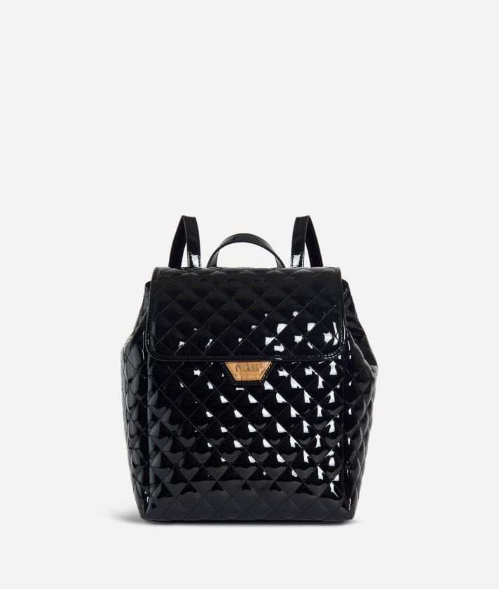 Sparkling Backpack Black