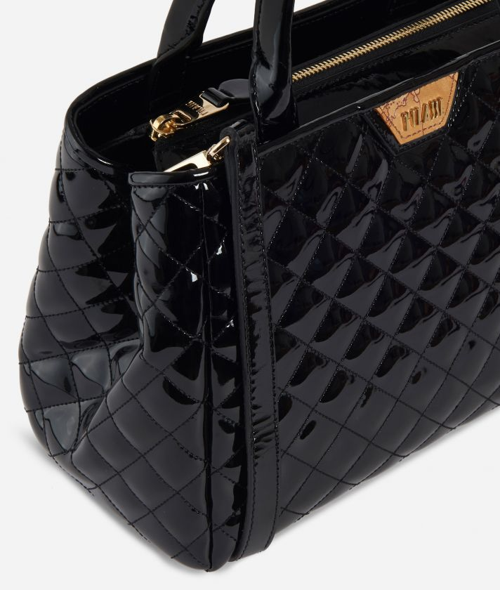 Sparkling Handbag Black
