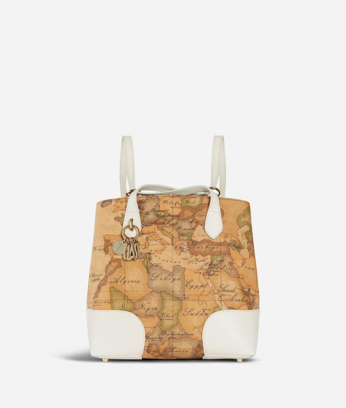 Geo Doré Backpack White