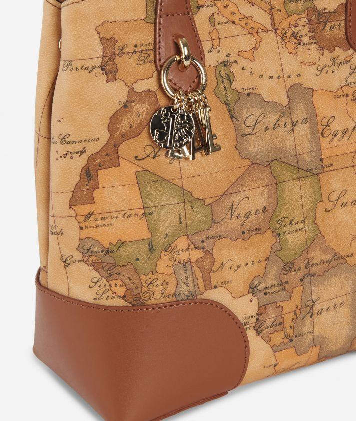 Geo Doré Backpack Brown