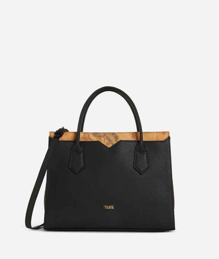 Medina City Medium Handbag Black