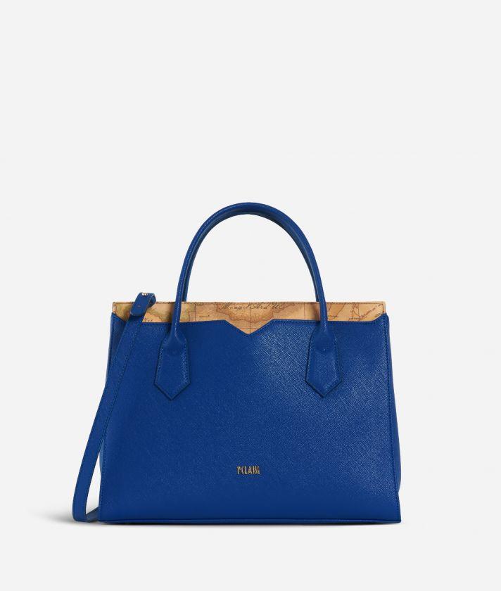 Medina City Medium Handbag Blue