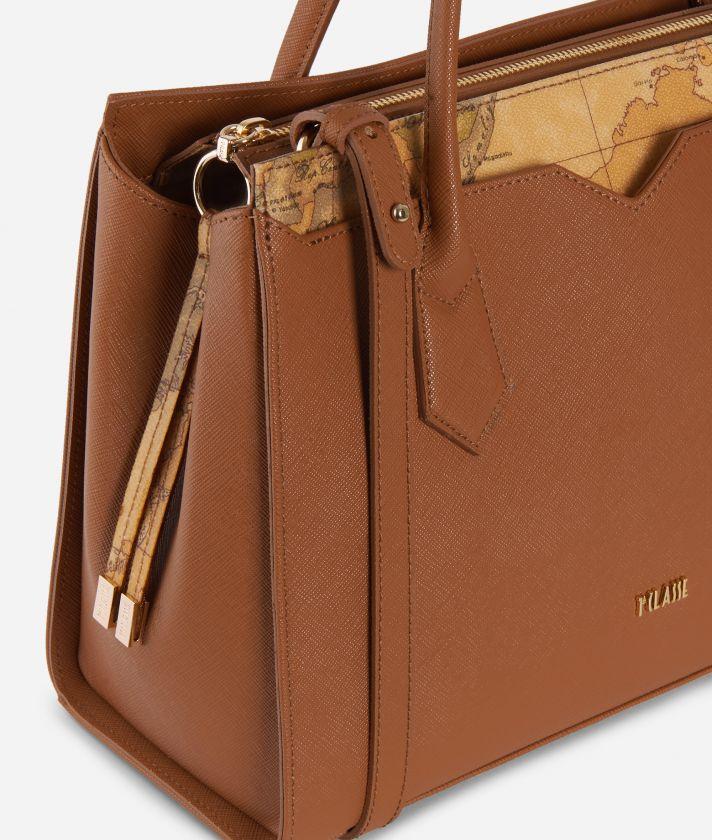 Medina City Medium Handbag Brown