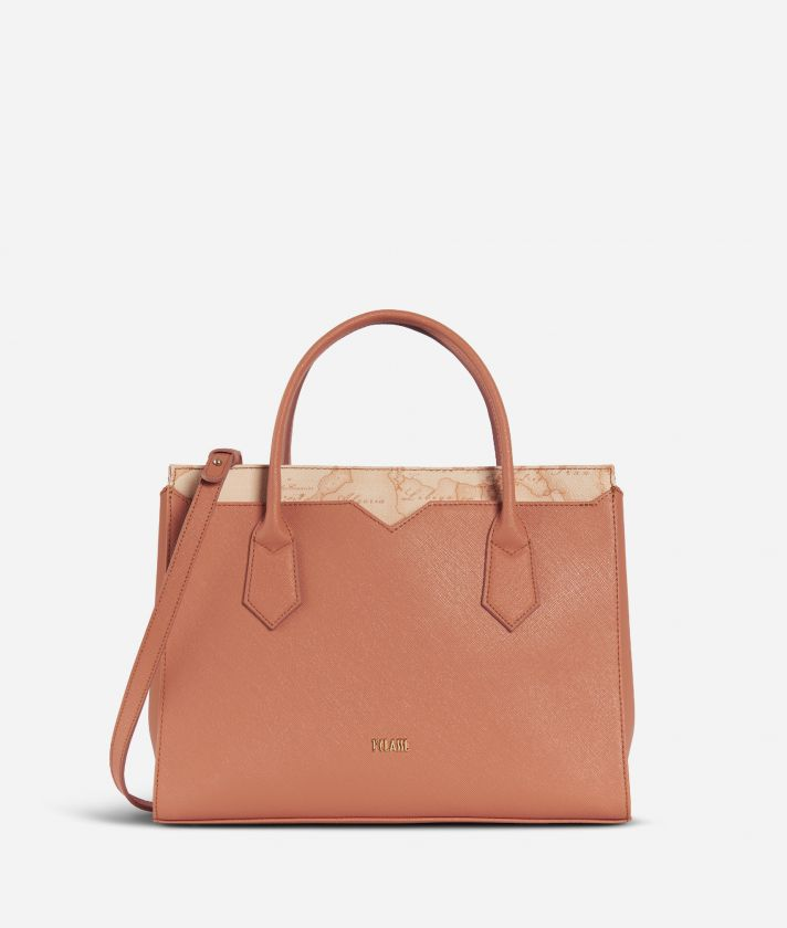 Medina City Medium Handbag Orange