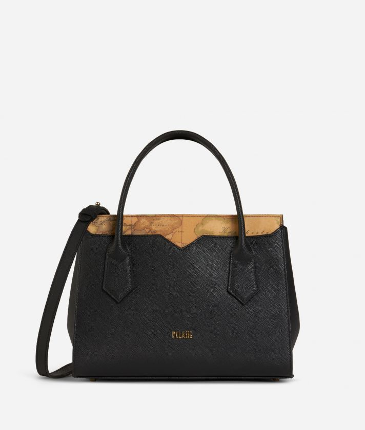 Medina City Small Handbag Black
