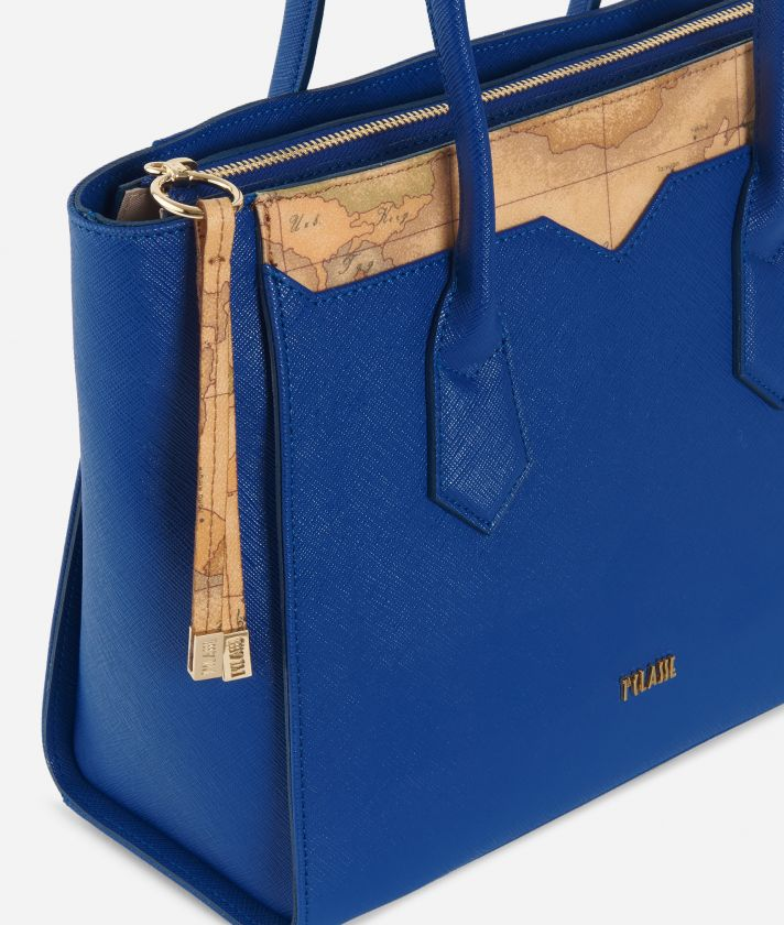 Medina City Medium Shopping Bag Blue