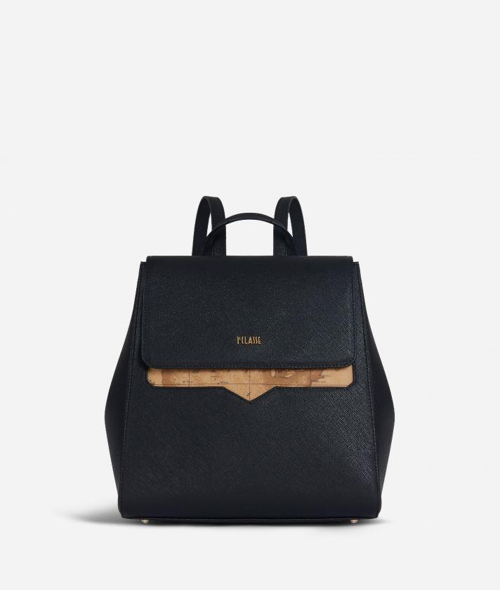 Medina City Backpack Black