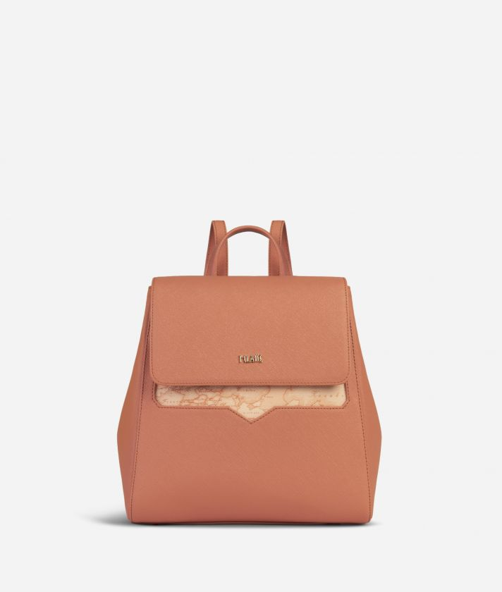 Medina City Backpack Orange